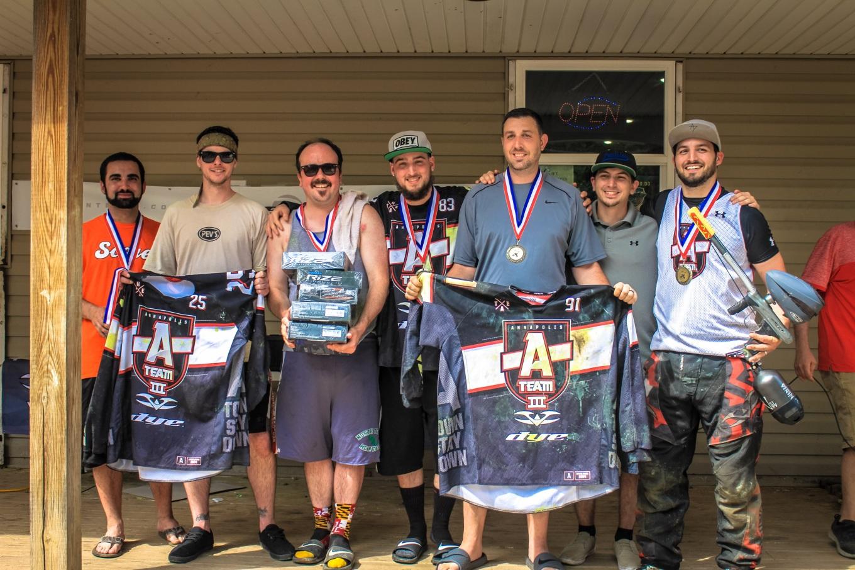 Annapolis A-Team Winners D4